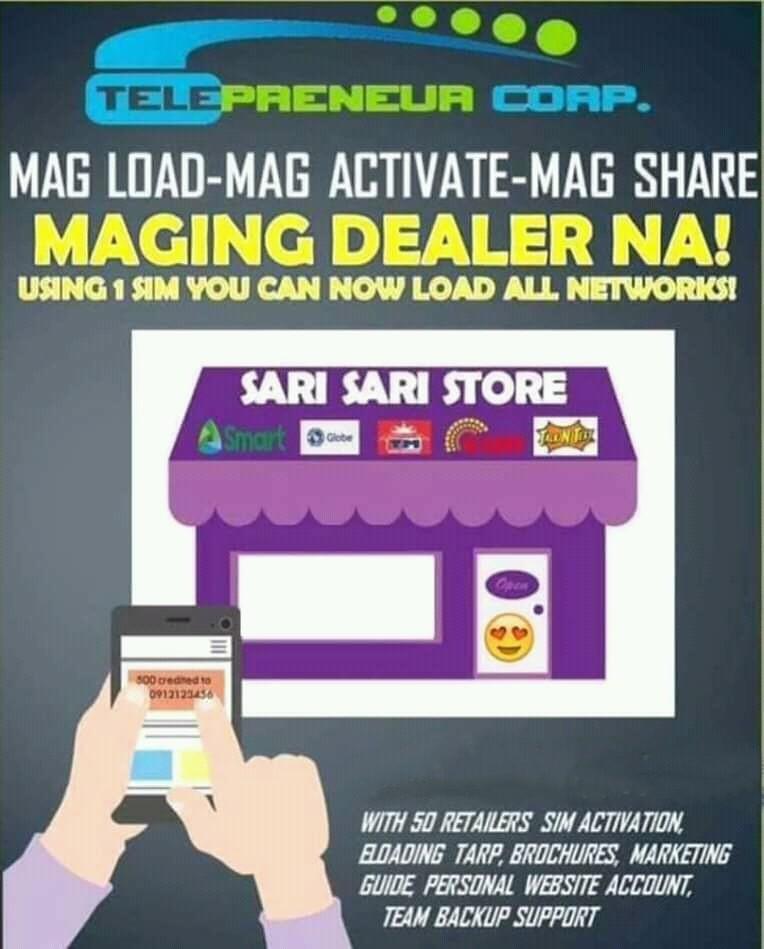 Tpc Load Dealer | ReferApps | A New Social Selling Company